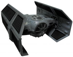 Tie Fighter - Star Wars Mandalorians