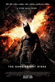 The Dark Knight Rises Batman movie
