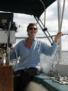 Author Linda Hall