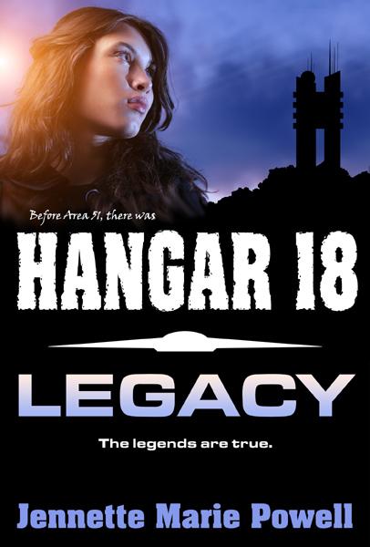 Hanger 18 Legacy Jennette Marie Powell