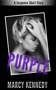 Purple by Marcy Kennedy