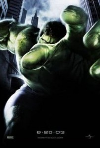 The Hulk Bruce Banner