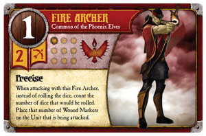 Summoner Wars Phoenix Elves