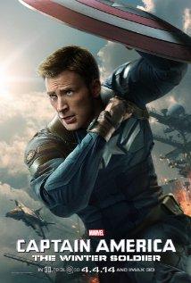 Captain America The Winter Soldier'