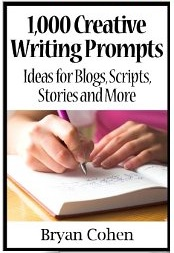 1000 Creative Writing Prommpts