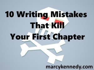 10 Writing Mistakes That Kill