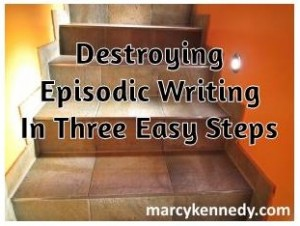 Destroying Episodic Writing