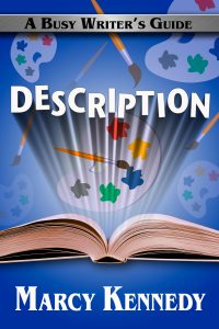 Description: A Busy Writer's Guide
