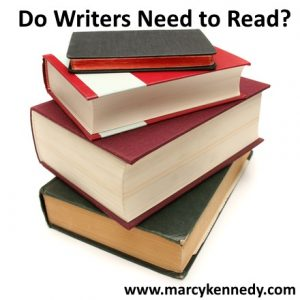 Writers Should Read